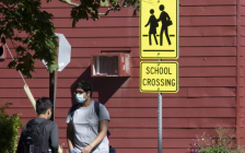 安省温莎市的圣约瑟夫高中爆发新冠   学校已被勒令关闭