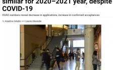留学生暴减6万!加拿大大学降低门槛!多大、麦马录取率大增!