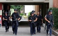 加州大学洛杉矶分校枪案 学生疑不满成绩杀害39岁教授(组图)