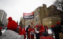 多伦多等9个公立教育局高中教师将于下周再罢工一天