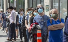 疫情期间 多伦多温哥华5月份失业率创新高