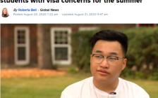 留守加拿大不回家的留学生:不想把病毒带给家人,也怕回不来