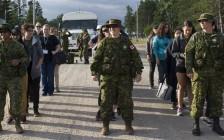 加拿大军队开设让女大学生体验军旅生活项目