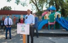加拿大联邦政府与安省政府宣布共同支持优质早教和托儿服务