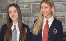 加拿大白人考名校也很拼 两位12年级美少女获牛津大学录取