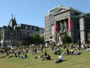 今年入读加拿大安省大学院校的本地大学生有20多万人不用交学费!
