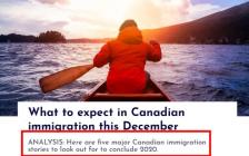 加拿大又计划放宽移民政策!留学生拿PR门槛降低!