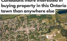 加拿大人购房趋势大改变!小镇成为抢手货!比多伦多还香