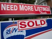 业主惜售导致多伦多温哥华两市只降销量不降价