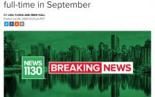 加拿大BC省正式宣布9月开学所有学生返回校园  恢复全日制上课!