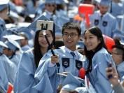 美国际学生数量下降 美媒:不利政治气候令人担忧