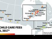 托儿费还在涨!加拿大全国托儿费最贵的是这个城市