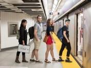 激动不? 多伦多大学的学生可能免费坐公交车和地铁了