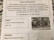 西安大略大学兄弟会又出事 17岁少女带避孕套赴会