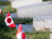 今日国殇日 加拿大全国纪念阵亡将士