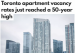 多伦多公寓空置率打破50年最高记录!