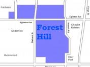 说说多伦多顶级私校UCC和BSS所在的豪宅区-森林山