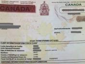 """什么是加拿大学签的""""大小签""""?"""