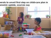 加拿大将启动全国托儿福利系统 宣布重大拨款