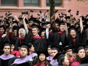 哈佛大学放榜 录取亚裔占25.4% 创新高