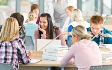 加拿大中学教育体制的特色