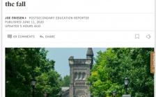 安省大学今年招生10万!多伦多大学留学生数量增加了20%