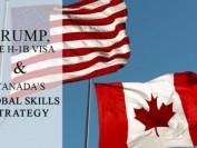 川普上台以后 把大量创业公司赶到了加拿大
