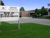 约克区公立教育局公立高中五位华裔状元 全部来自Bayview Secondary School高中