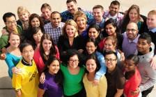 美国亚裔留学生新趋势 中产阶级和低龄化成主流