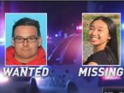 美国宾州华裔少女和45岁男子失踪 疑遭诱拐