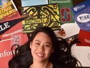 专访:获8所常春藤名校全录取的美籍华裔女生萧靖彤