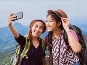 中国游客最向往国家 加拿大排第二