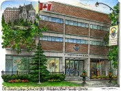 多伦多优质公立高中 St.Joseph's College School和寄宿家庭