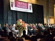 图解安大略著名公立高中Unionville High School毕业典礼(多图)