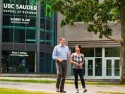 温哥华UBC大学尚德商学院申请和录取介绍