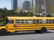 多伦多学校校车要求所有上车学生必须戴口罩