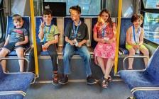 10岁?12岁?14岁?16岁?加拿大孩子到底多大年龄才可独自乘公交车?