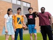 多伦多的中国高中留学生: 中加对比后,加拿大高中像天堂