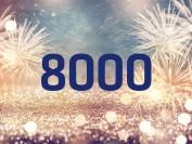 互联网最有价值的加拿大教育内容平台第8000篇文章今天诞生了!