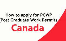 加拿大大学毕业后留学生工签PGWP解读
