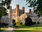 美国普林斯顿大学秋季计划