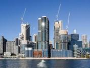 起重机指数反映建筑业兴旺 多伦多全北美排第一