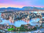 全球最美丽城市排名 温哥华第5多伦多第21