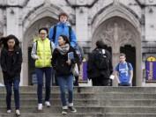 加拿大60万国际留学生 近10%或从没上课