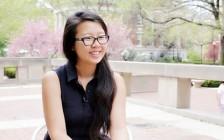 中国学生叩开美国名校大门 综合素质取胜