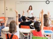 加拿大公立小学印象 强调动手能力和团队合作精神