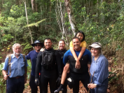睡山洞、喝溪水、裹蕉叶!澳洲中国女留学生失踪6天获救!警方:她是个奇迹!
