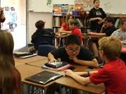 《华尔街日报》一个11岁中国小学生的美国求学记