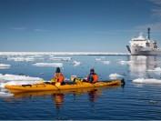 滑雪冒险和北极探险 加拿大招牌旅行增新体验