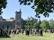 世界大学排行 多伦多大学全球排名第28名
